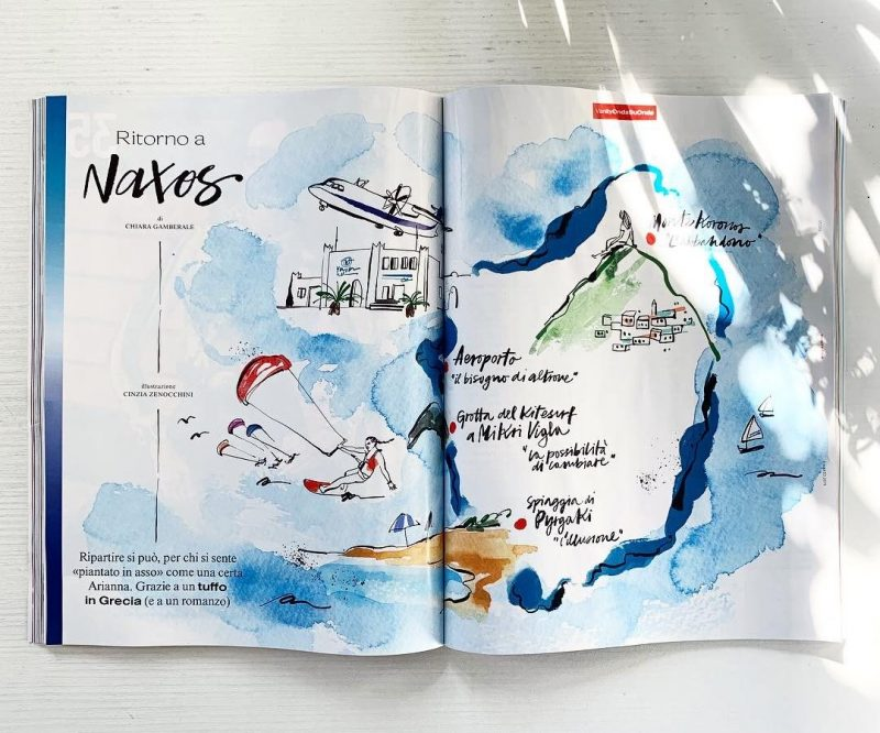 Vanity Fair | Ritorno a Naxos